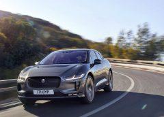 Jaguar I-Pace – osiągi, dane techniczne, ładowanie